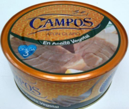 ATUN CLARO CAMPOS 12-RO/1000GR.