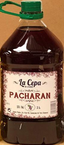 PACHARAN LA CEPA G-3/3L.